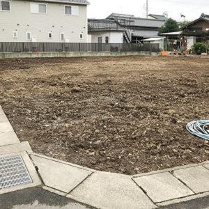 愛知県小牧市の宅地