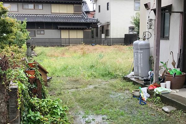 愛知県一宮市の雑種地